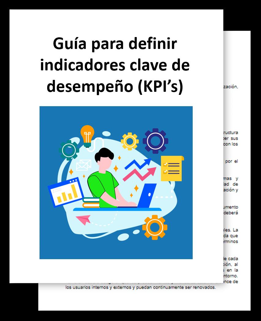 Guía para definir indicadores clave de desempeño (KPI'S)