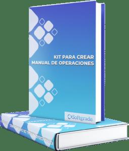 Kit para crear un manual de operaciones